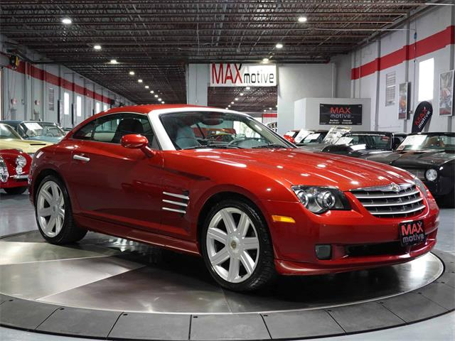 2004 Chrysler Crossfire (CC-1526263) for sale in Pittsburgh, Pennsylvania