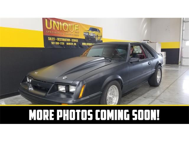 1983 Ford Mustang (CC-1526268) for sale in Mankato, Minnesota