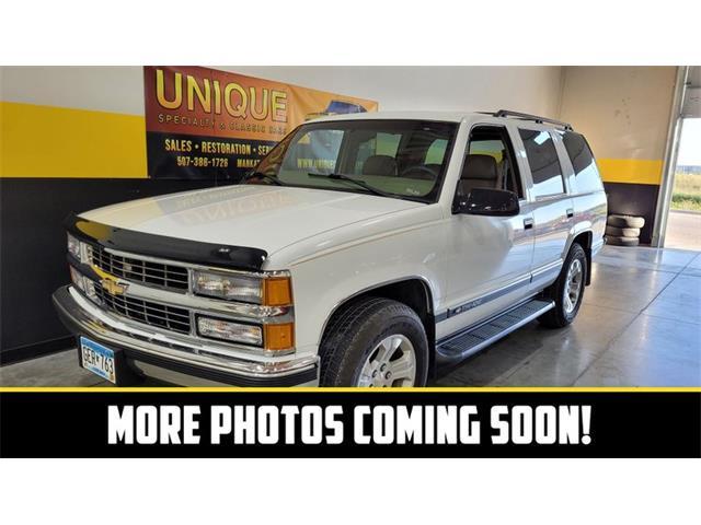 1999 Chevrolet Tahoe (CC-1526269) for sale in Mankato, Minnesota
