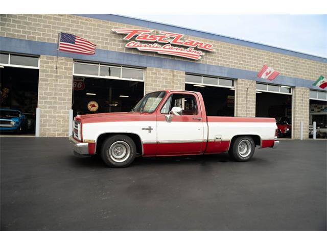 1987 Chevrolet C10 (CC-1526280) for sale in St. Charles, Missouri