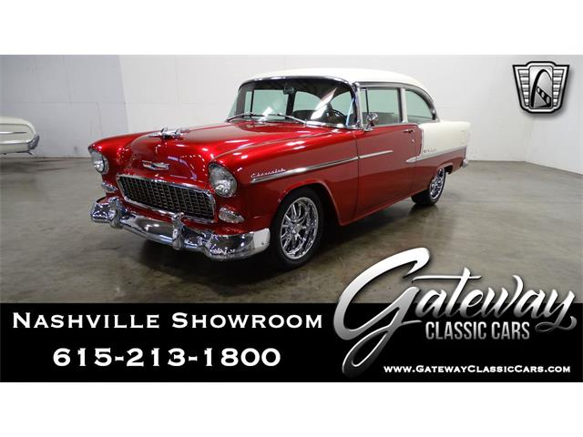 1955 Chevrolet Bel Air (CC-1526283) for sale in O'Fallon, Illinois