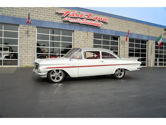 1959 Chevrolet Bel Air (CC-1526284) for sale in St. Charles, Missouri