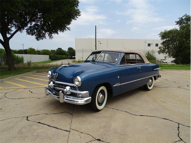 1951 Ford Custom (CC-1526292) for sale in Greensboro, North Carolina