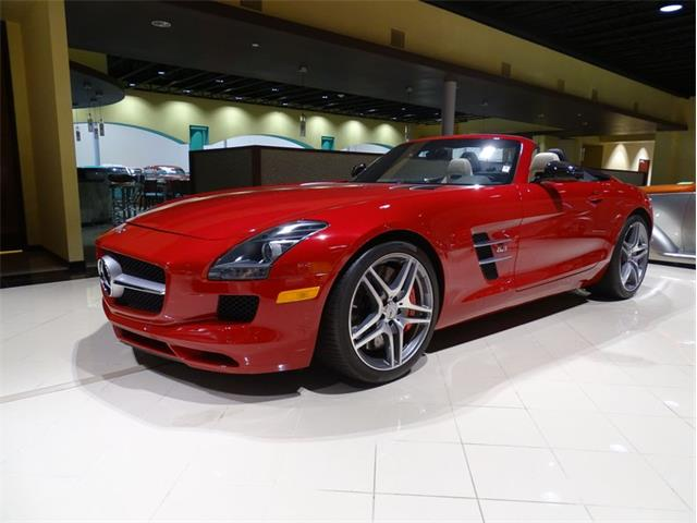2012 Mercedes-Benz SLS AMG (CC-1526299) for sale in Greensboro, North Carolina