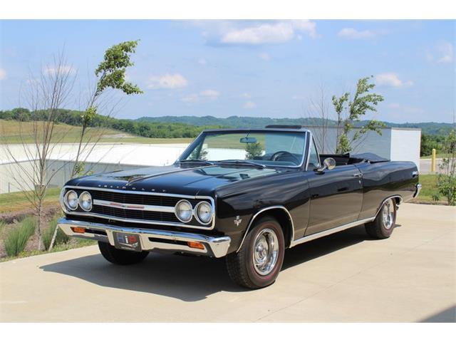 1965 Chevrolet Malibu (CC-1526315) for sale in Greensboro, North Carolina
