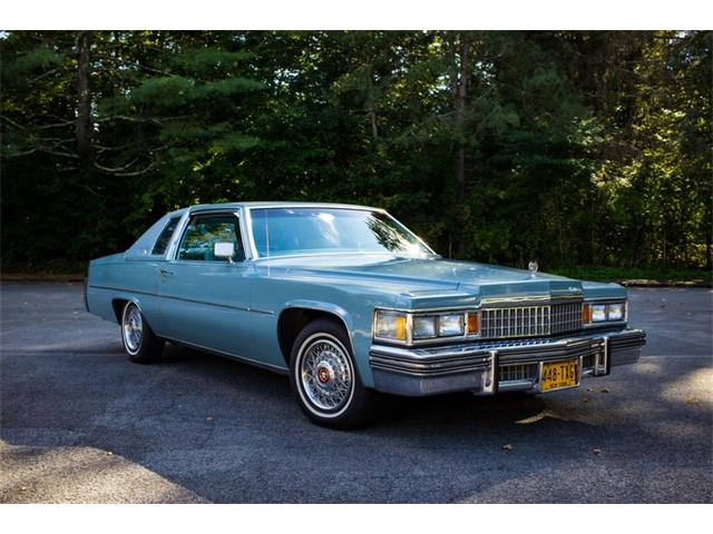 1978 Cadillac Coupe (CC-1526322) for sale in Saratoga Springs, New York