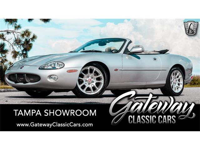 2002 Jaguar XKR (CC-1526327) for sale in O'Fallon, Illinois