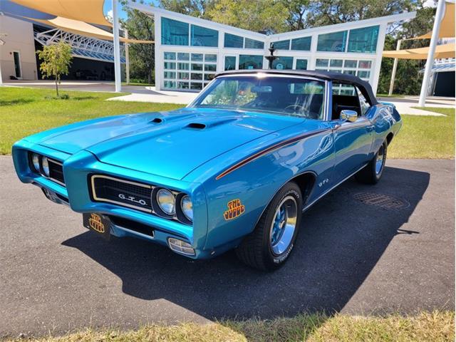 1969 Pontiac GTO (CC-1526343) for sale in Palmetto, Florida