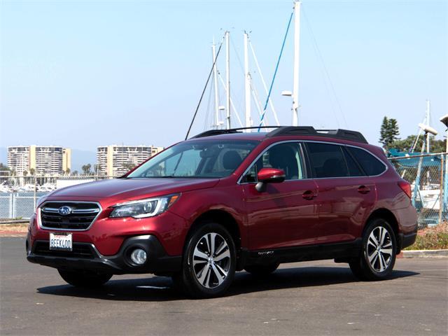 2018 Subaru Outback (CC-1526350) for sale in Marina Del Rey, California