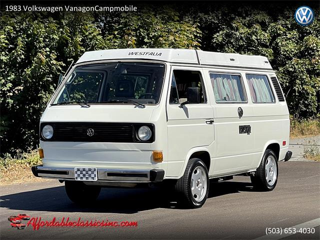 1983 Volkswagen Vanagon (CC-1526354) for sale in Gladstone, Oregon