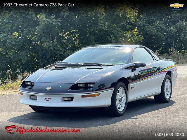 1993 Chevrolet Camaro Z28 (CC-1526359) for sale in Gladstone, Oregon