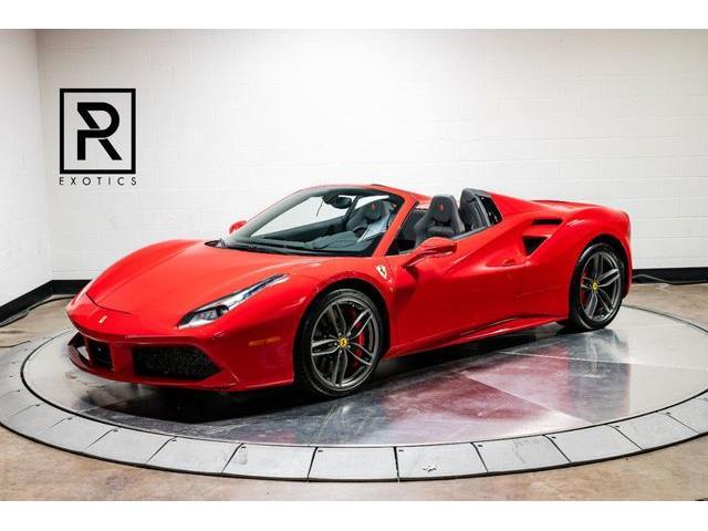 2018 Ferrari 488 Spider (CC-1526364) for sale in St. Louis, Missouri