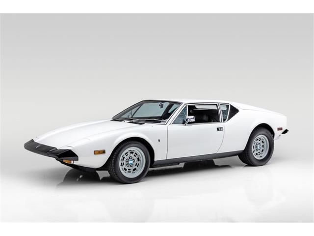 1973 De Tomaso Pantera (CC-1526366) for sale in Costa Mesa, California