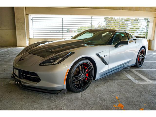 2014 Chevrolet Corvette Stingray (CC-1526367) for sale in Sherman Oaks, California