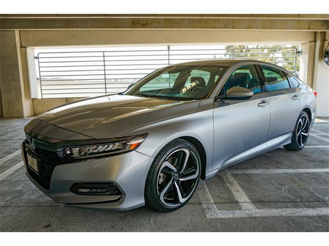 2019 Honda Accord (CC-1526369) for sale in Sherman Oaks, California