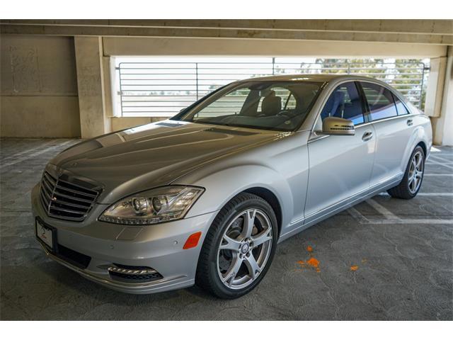 2013 Mercedes-Benz S-Class (CC-1526370) for sale in Sherman Oaks, California