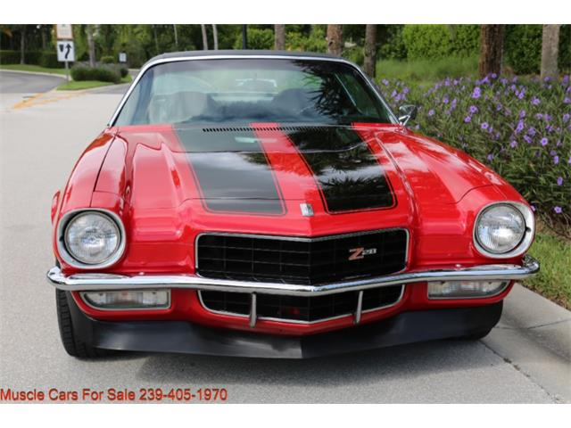 1972 Chevrolet Camaro (CC-1526393) for sale in Fort Myers, Florida