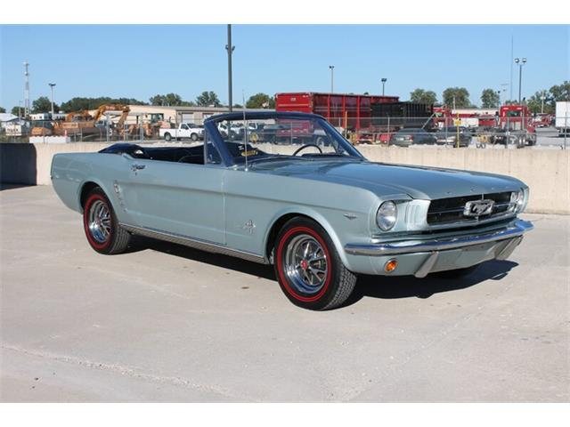 1965 Ford Mustang (CC-1526395) for sale in Fort Wayne, Indiana