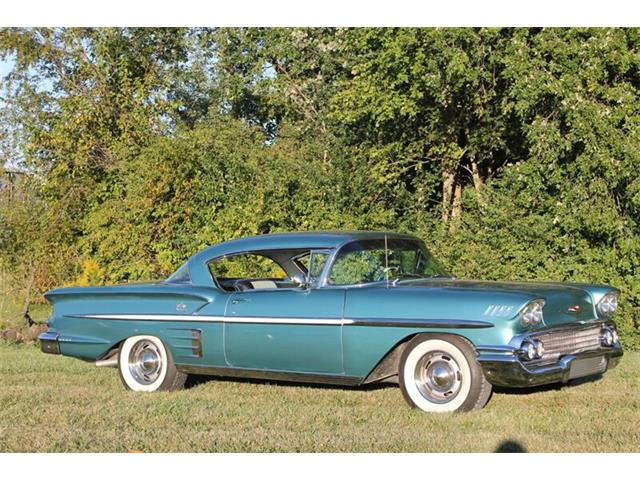 1958 Chevrolet Impala (CC-1526398) for sale in Fort Wayne, Indiana
