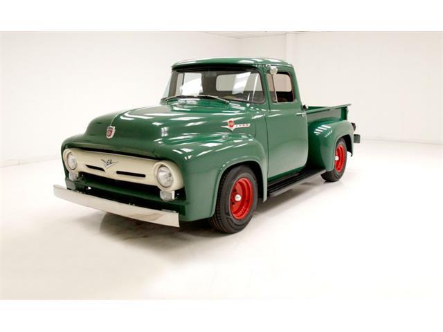 1956 Ford F100 (CC-1520064) for sale in Morgantown, Pennsylvania