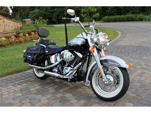 2003 Harley-Davidson FLSTCI (CC-1526401) for sale in Conroe, Texas