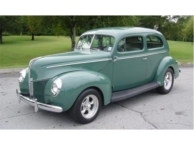 1940 Ford 2-Dr Sedan (CC-1526407) for sale in Hendersonville, Tennessee