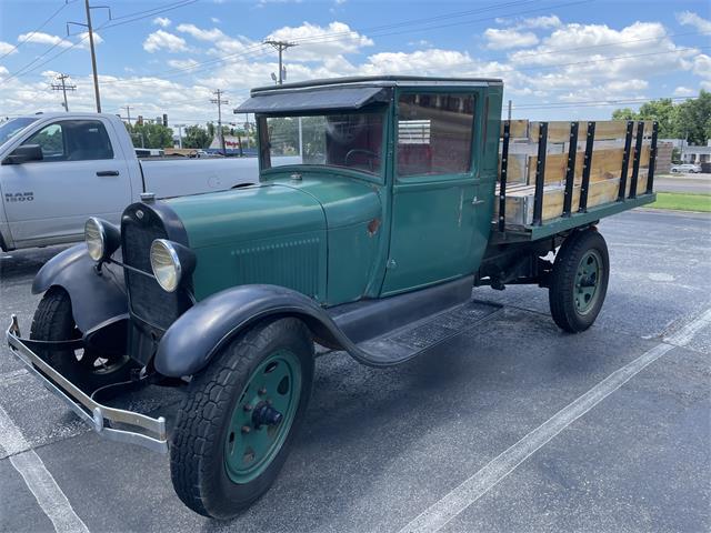 1929 Ford Model AA (CC-1526410) for sale in Oklahoma City , Oklahoma