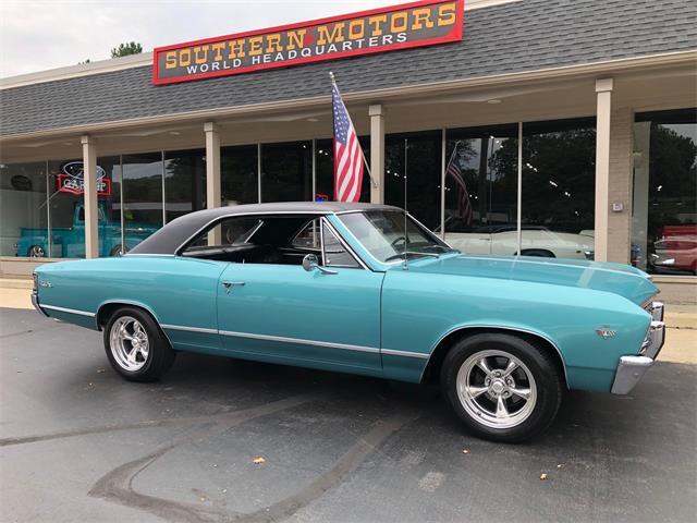 1967 Chevrolet Malibu (CC-1526413) for sale in CLARKSTON, Michigan