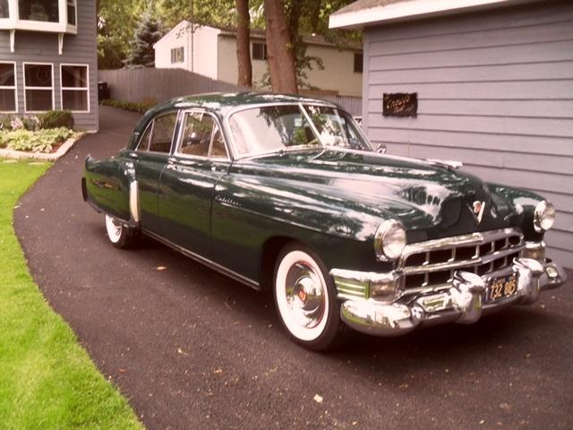 1949 Cadillac Fleetwood 60 Special (CC-1526417) for sale in Aiken, South Carolina