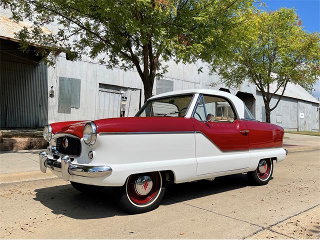 1962 Nash Metropolitan (CC-1526422) for sale in Rowlett, Texas
