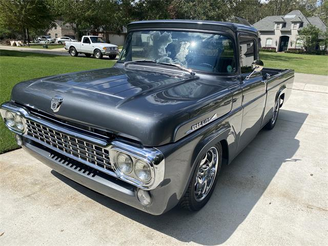 1958 Ford F100 (CC-1526423) for sale in Mandeville, Louisiana