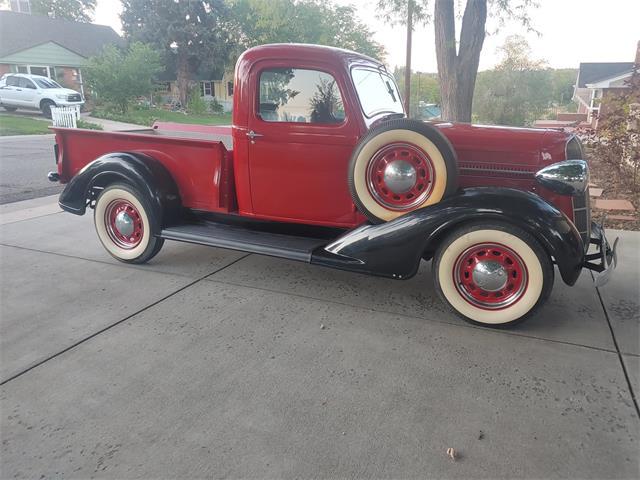1937 Dodge Pickup (CC-1526430) for sale in Arvada, Colorado