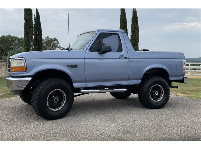 1996 Ford Bronco (CC-1526433) for sale in Spicewood, Texas