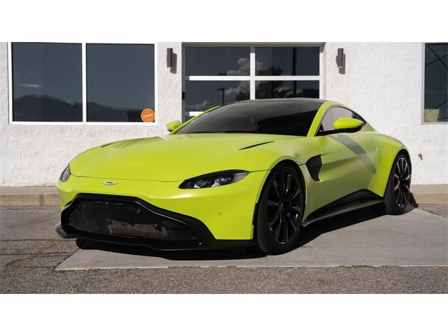2019 Aston Martin Vantage (CC-1526436) for sale in SLC, Utah