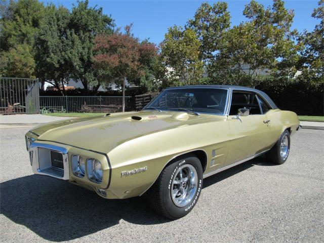 1969 Pontiac Firebird (CC-1526444) for sale in Simi Valley, California
