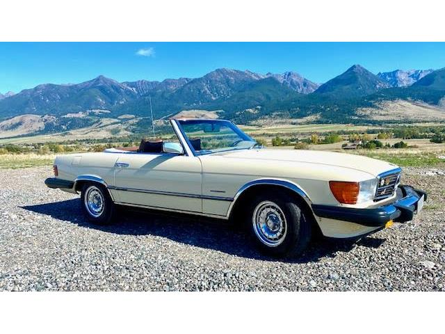 1979 Mercedes-Benz 450SL (CC-1526449) for sale in Livingston, Montana