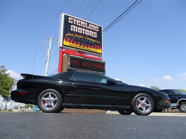 1994 Pontiac Firebird Trans Am (CC-1526452) for sale in Sterling, Illinois