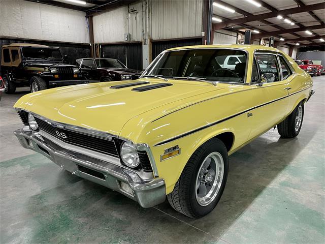1970 Chevrolet Nova (CC-1526456) for sale in Sherman, Texas