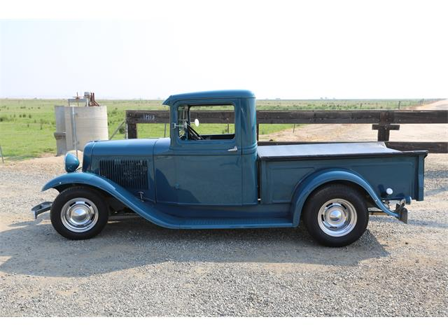 1934 Ford Pickup (CC-1526457) for sale in Madera, California