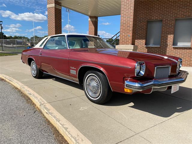 1973 Oldsmobile Cutlass Supreme (CC-1526459) for sale in Davenport, Iowa