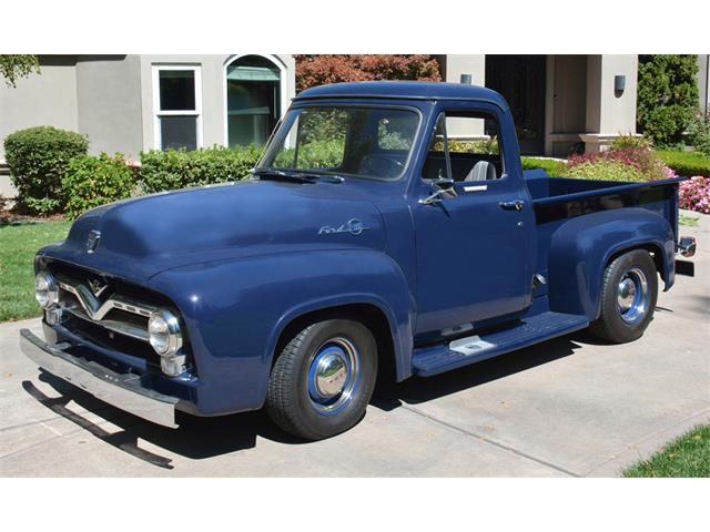 1955 Ford F100 (CC-1526466) for sale in Pleasanton, California