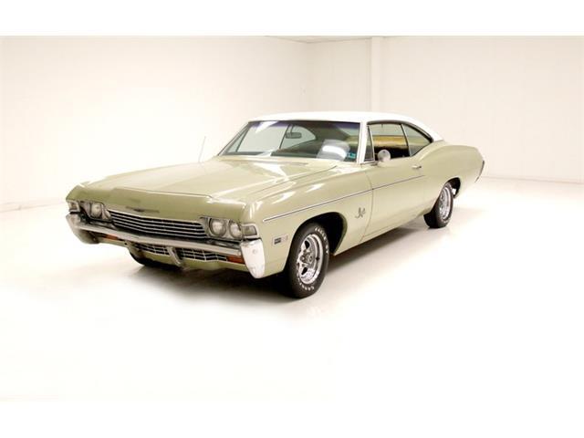 1968 Chevrolet Impala (CC-1526477) for sale in Morgantown, Pennsylvania