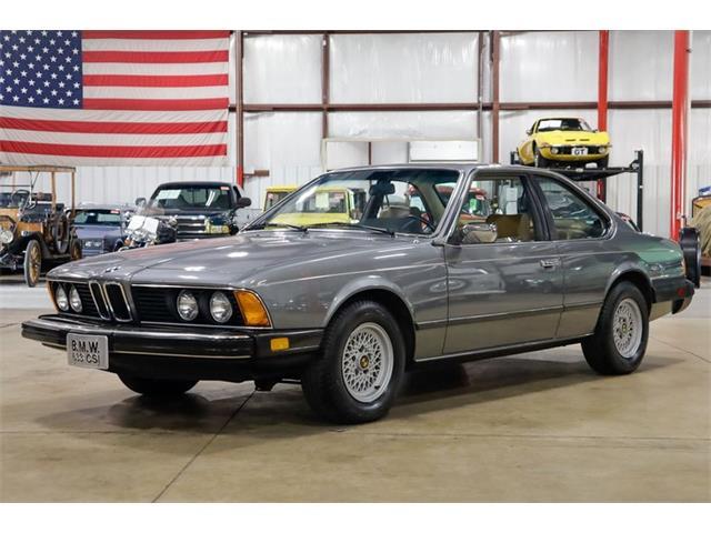 1980 BMW 633csi (CC-1526478) for sale in Kentwood, Michigan
