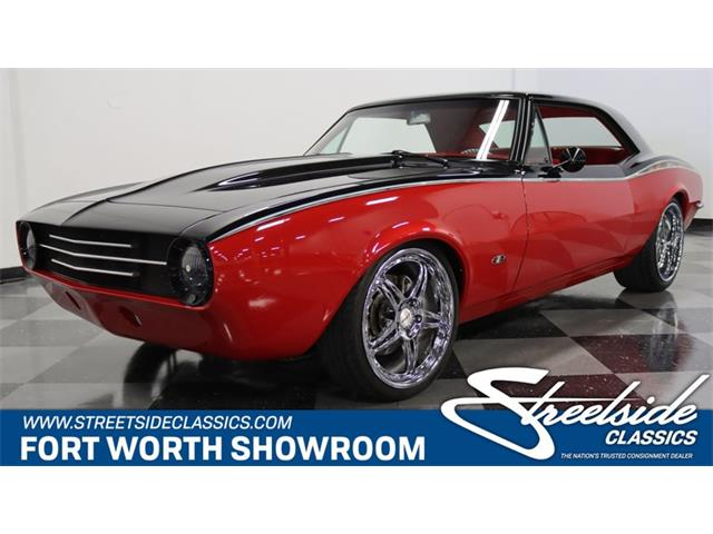 1967 Chevrolet Camaro (CC-1526480) for sale in Ft Worth, Texas