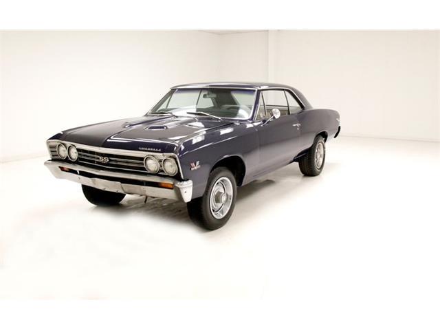 1967 Chevrolet Chevelle (CC-1526483) for sale in Morgantown, Pennsylvania