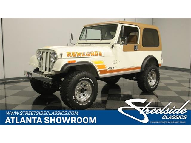 1985 Jeep CJ7 (CC-1526486) for sale in Lithia Springs, Georgia