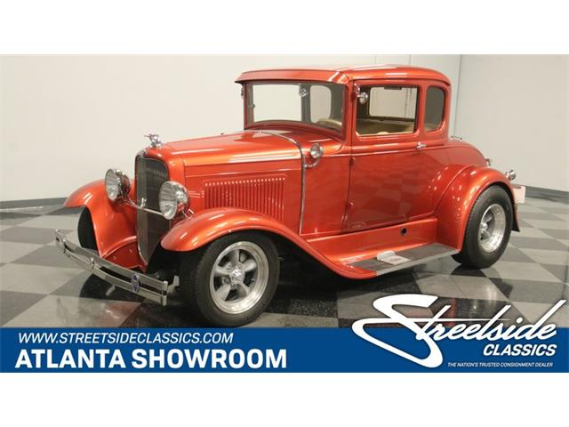 1931 Ford 5-Window Coupe (CC-1526488) for sale in Lithia Springs, Georgia
