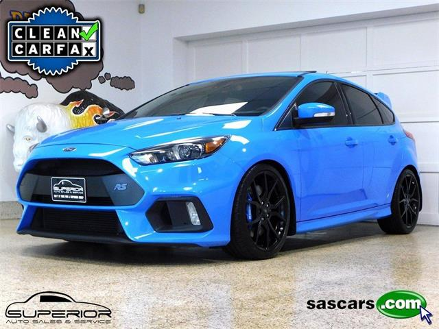 2016 Ford Focus (CC-1526497) for sale in Hamburg, New York