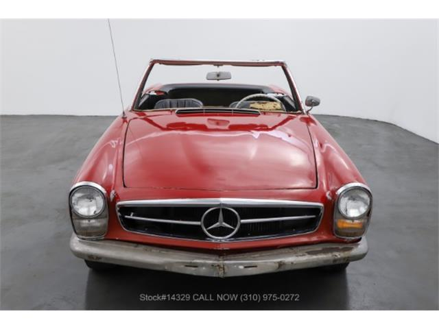 1966 Mercedes-Benz 230SL (CC-1526500) for sale in Beverly Hills, California