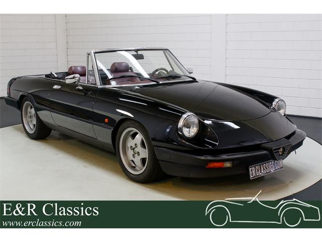 1985 Alfa Romeo Spider (CC-1526504) for sale in Waalwijk, [nl] Pays-Bas